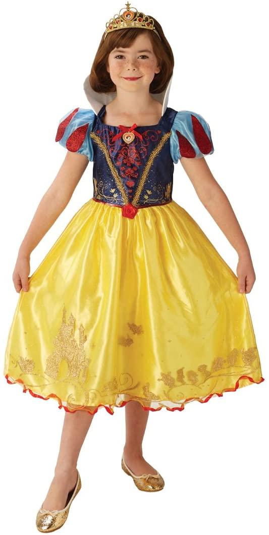 Disney - Déguisement Blanche Neige Princesse
