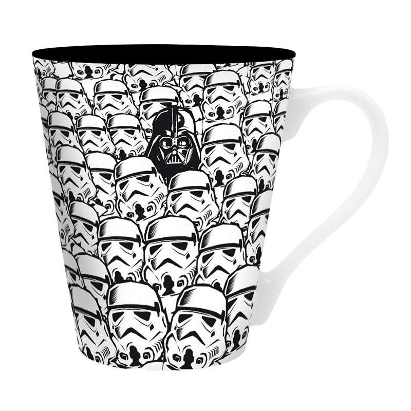 Star Wars - Mug Dark Vador & Trooper
