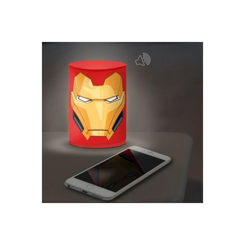 Marvel - Mini lampe USB Iron Man