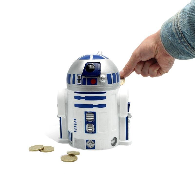 Star Wars - Tirelire R2D2