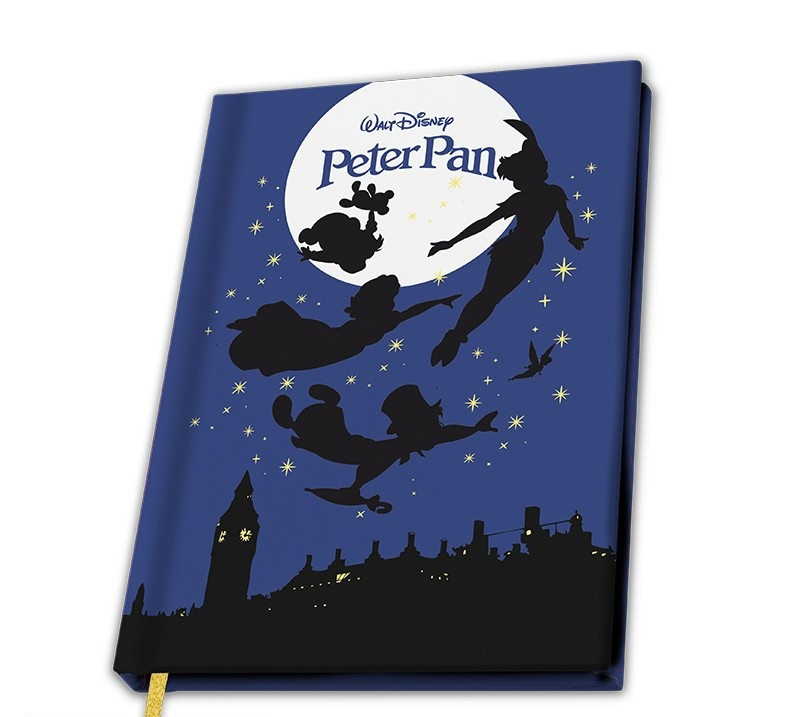 Disney - Cahier A5 Peter Pan