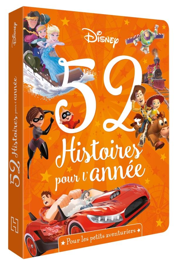 52 histoires pour l\'année - Petits aventuriers