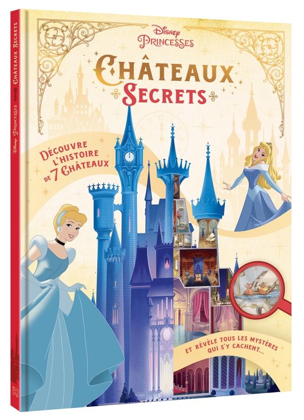 Disney Princesses - Châteaux secrets