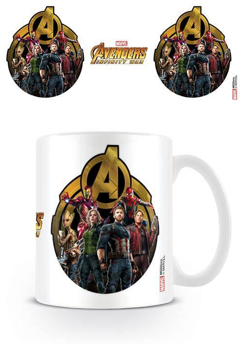 Marvel - Mug Infinity War