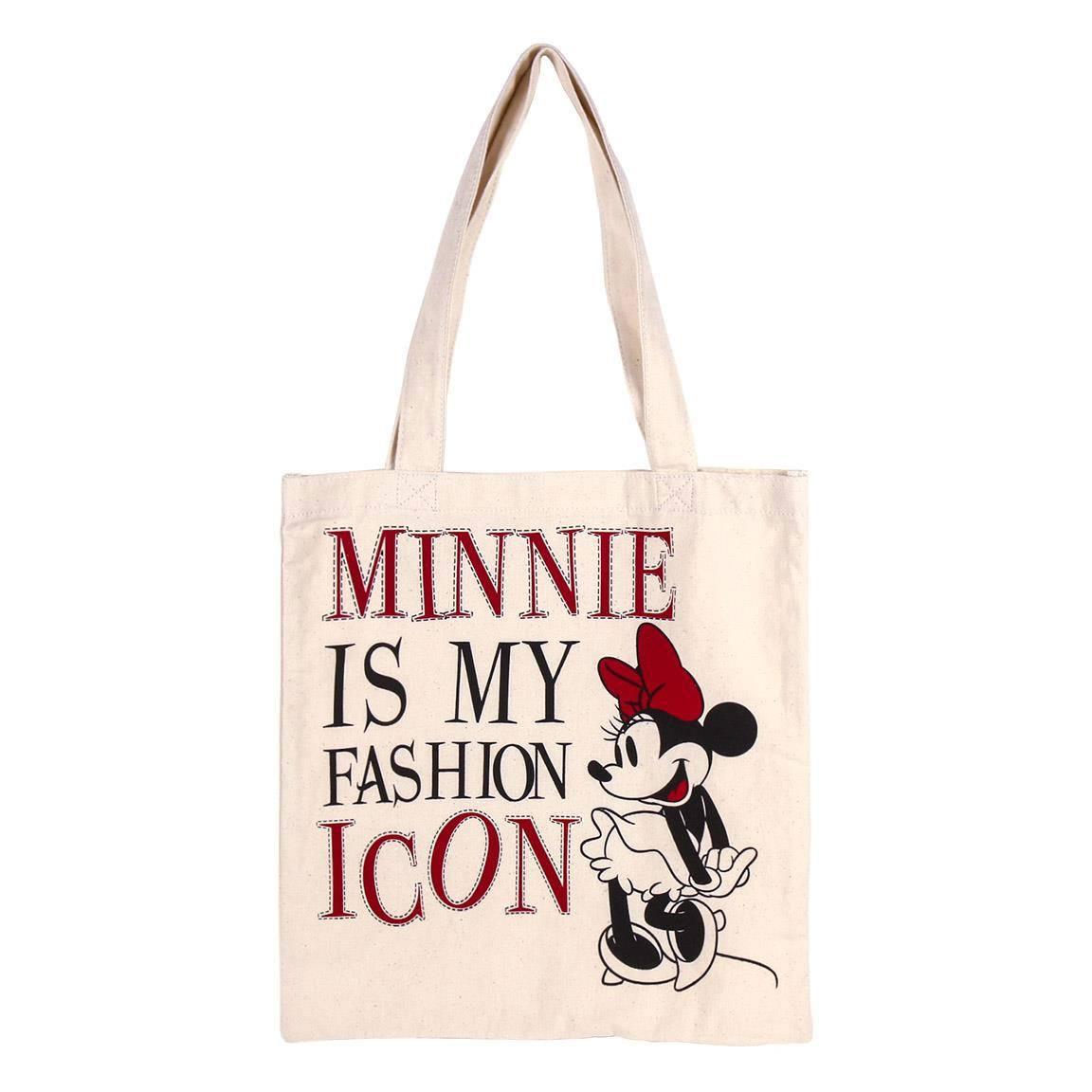 Disney - Sac shopping Minnie Mouse Icone