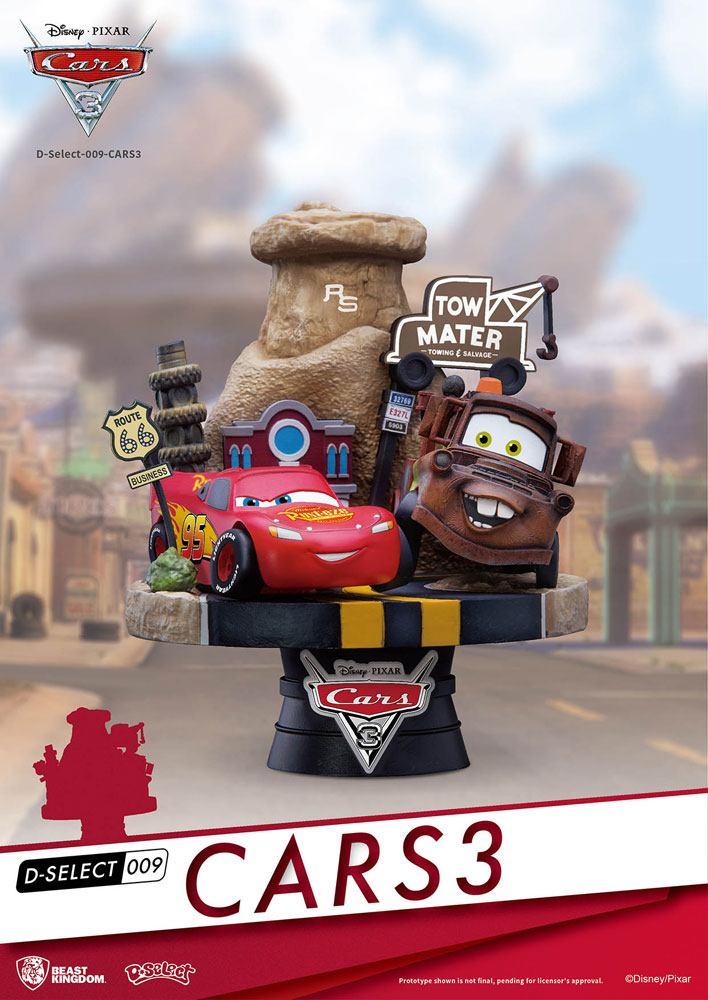 Disney - D-Select Cars 3