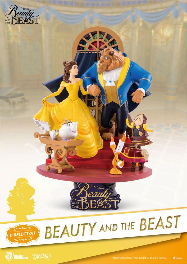 Disney - D-Select La Belle et la Bête
