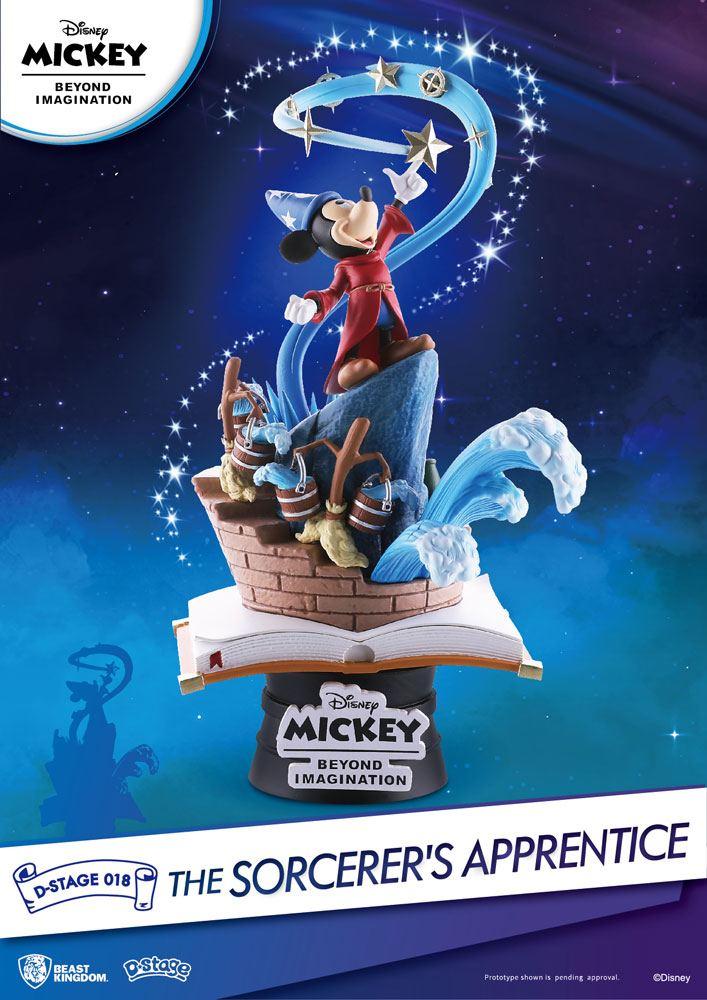 Disney - D-Select Mickey l\'Apprenti Sorcier