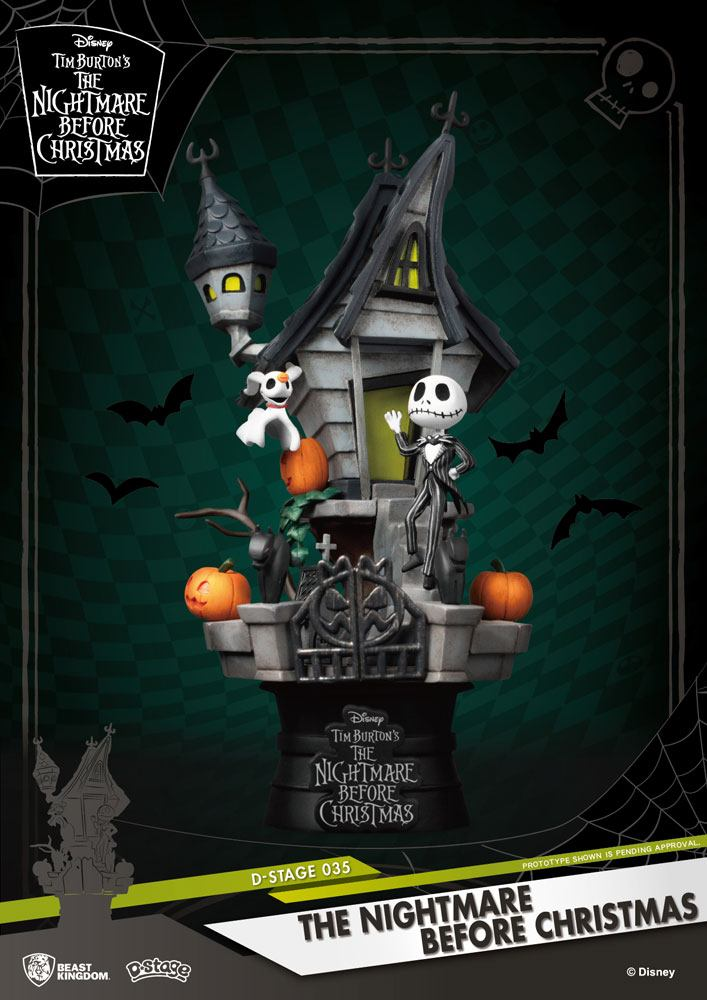 Disney - D-Select Jack\'s Haunted House