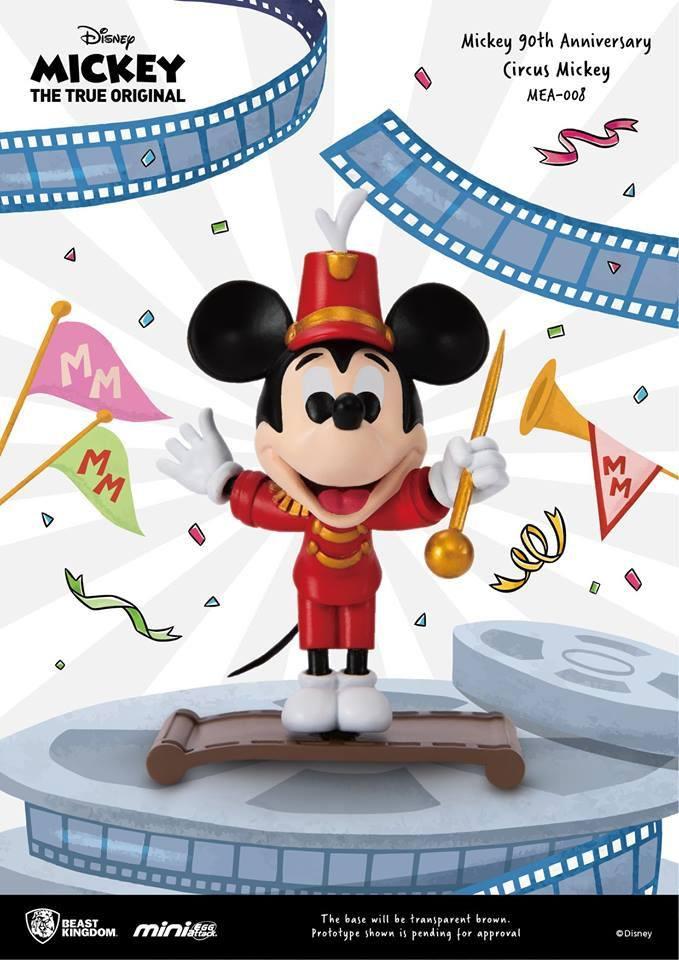 Disney - Mickey Anniversaire 90 ans Circus