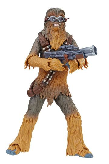 Star Wars - Chewbacca Solo Black Series