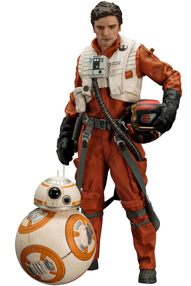 Star Wars - Poe Dameron & BB-8 ARTFX