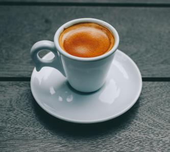 Menu enrichie café