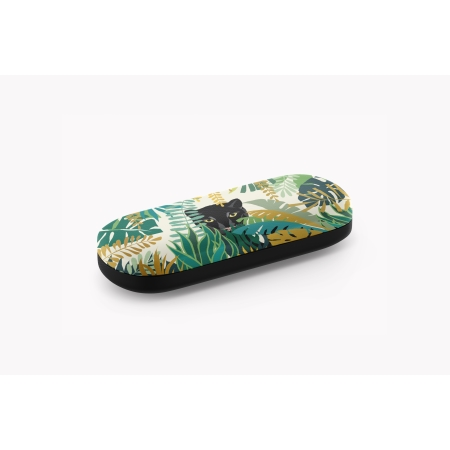 Etui à lunette Jungle