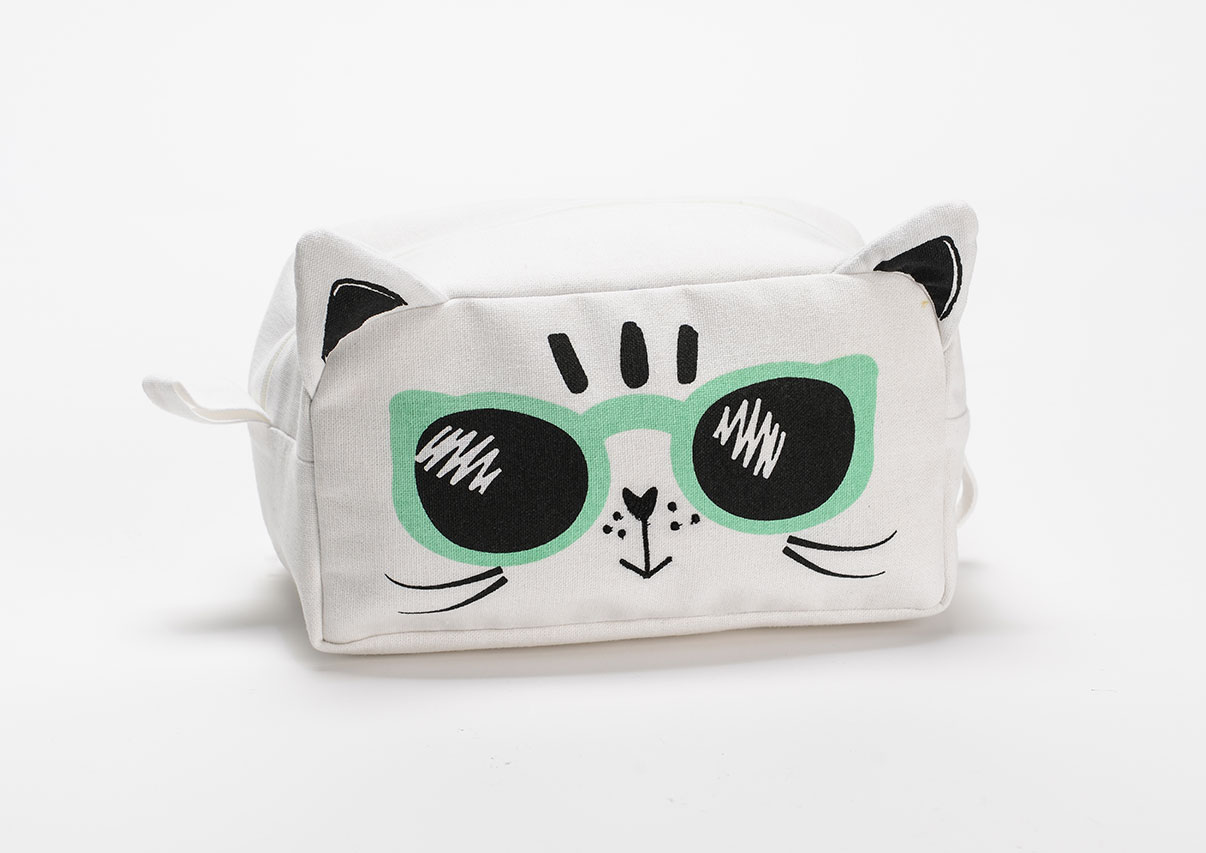 Trousse De Toilette Chat