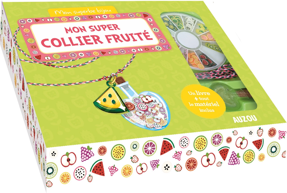 Mon super collier fruité