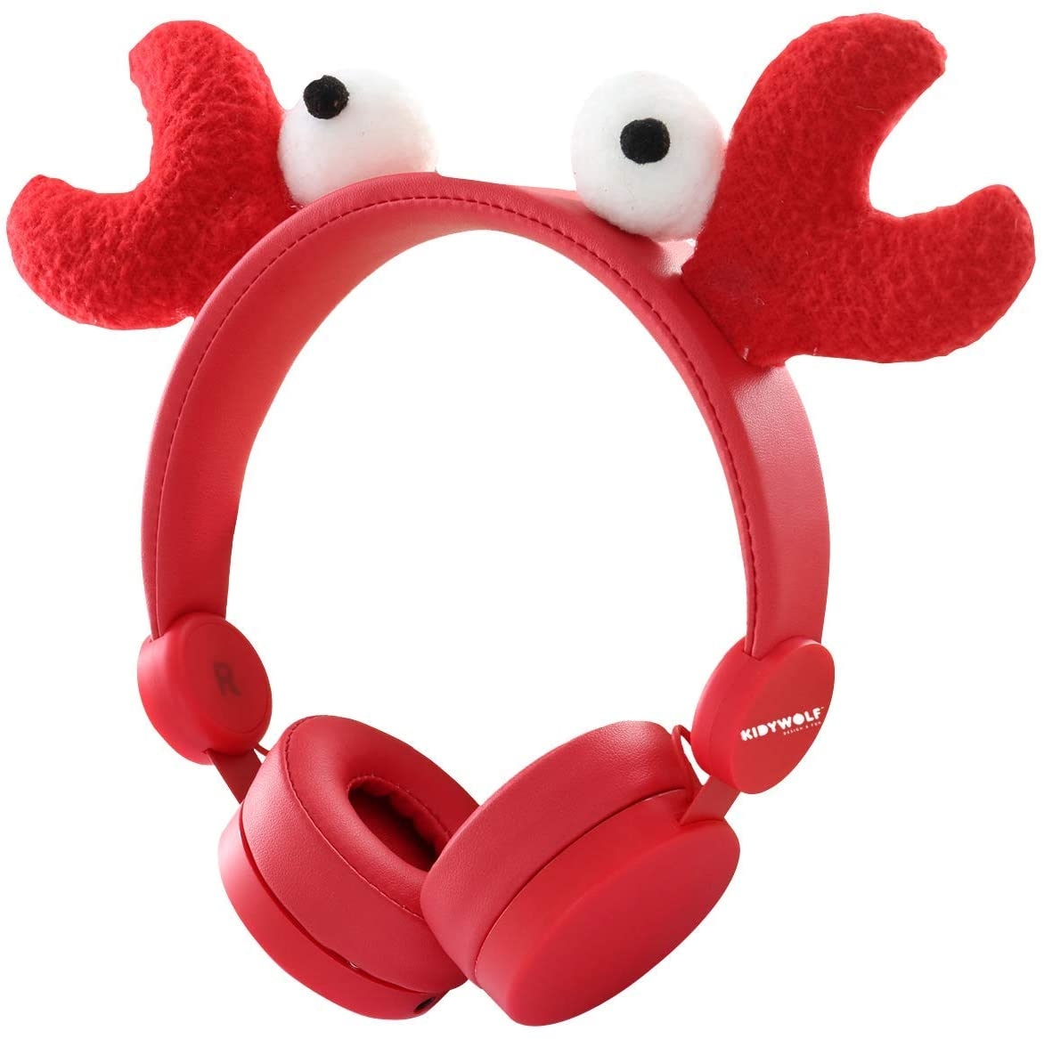 Casque audio Crabe