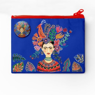 porte-monnaie-et-badge-frida