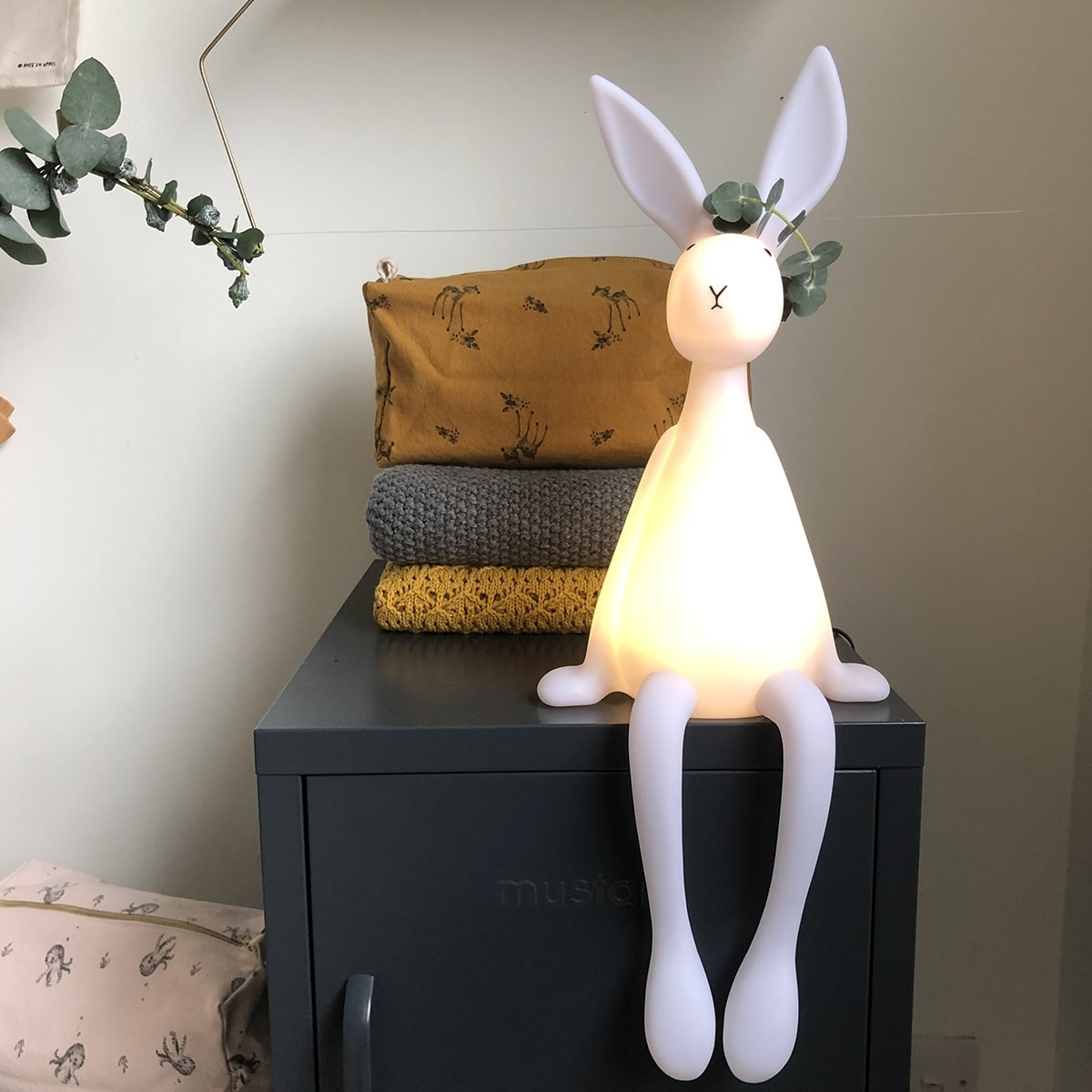 Lampe Lapin à poser