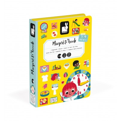 Magneti\'Book Heure