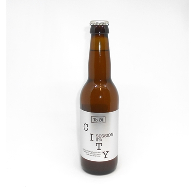 City Session IPA 33cl