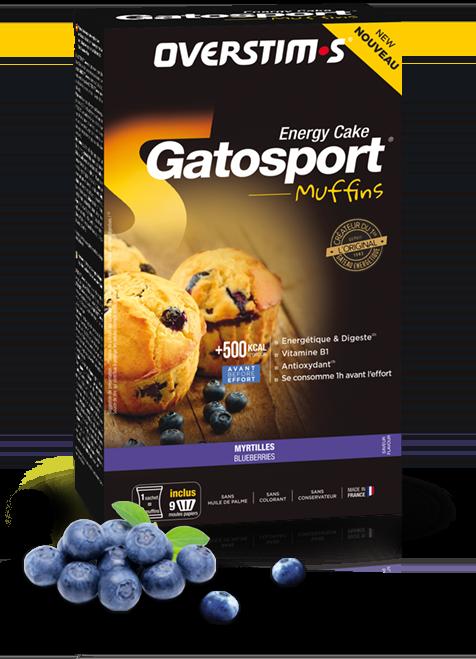 GATOSPORT MUFFINS MYRTILLE - 400G