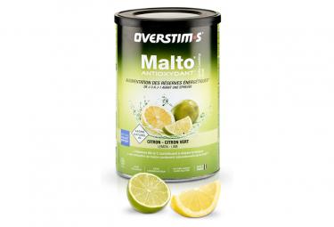 MALTO ANTIOXYDANT - CITRON - CITRON VERT - 500G