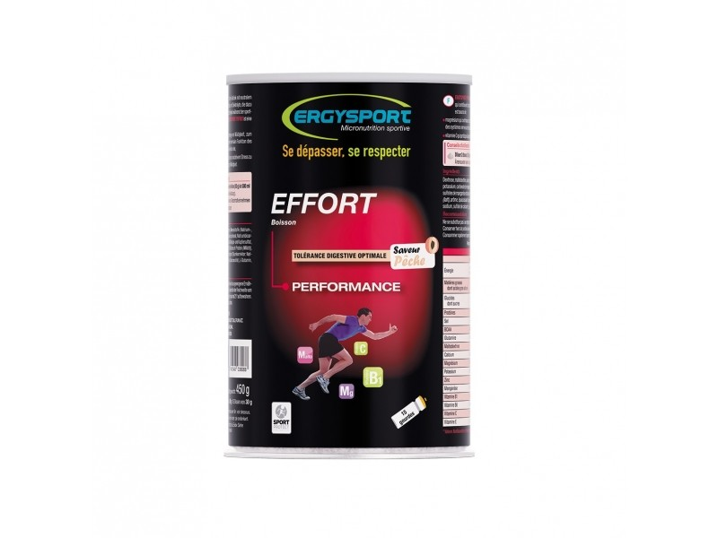 ERGYSPORT EFFORT - PERFORMANCE - PECHE - 450G