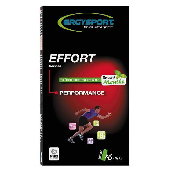 ERGYSPORT EFFORT - PERFORMANCE - MENTHE - 180G