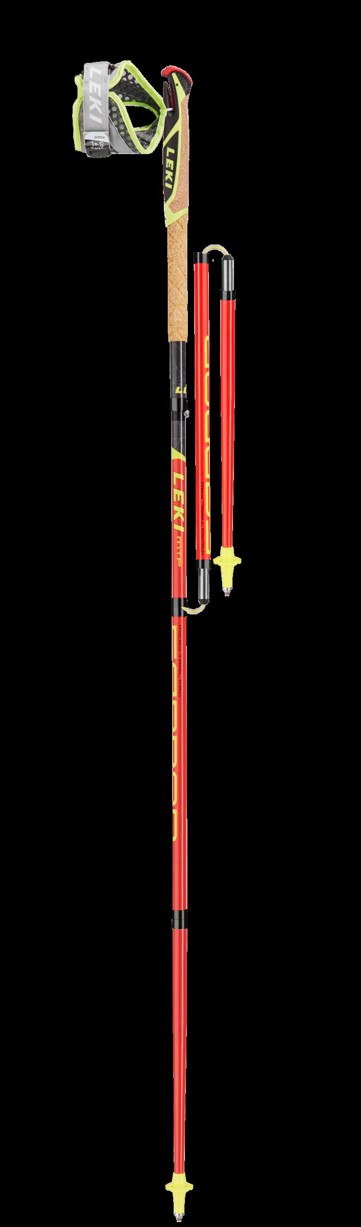 LEKI - MICRO TRAIL PRO - bâtons de trail
