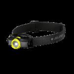 frontale-ledlenser-serieMH3-noir-jaune
