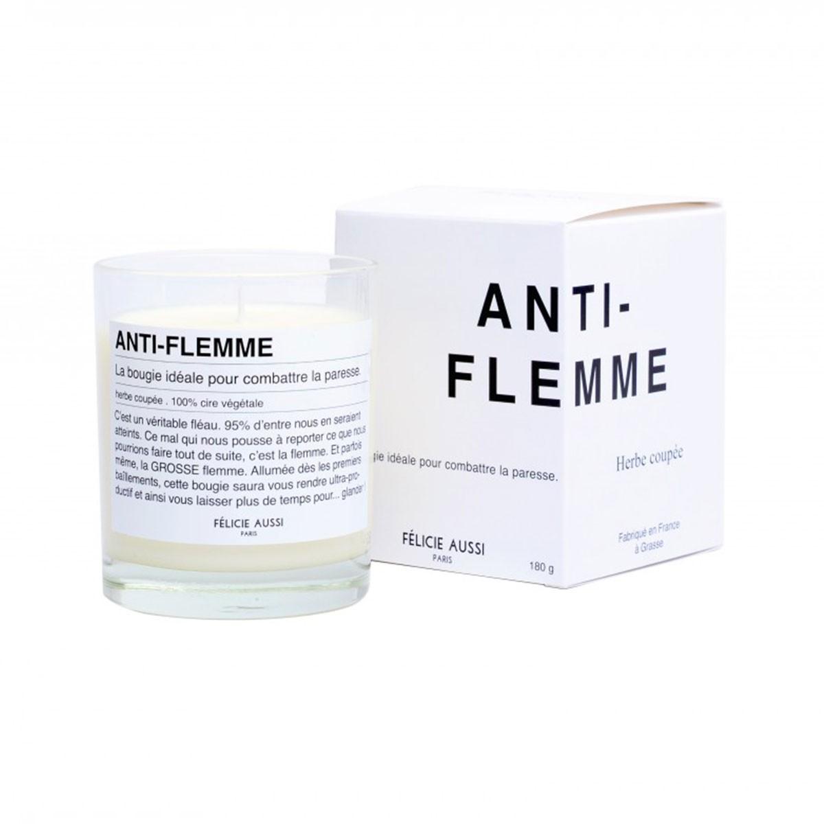 Bougie ANTI-FLEMME
