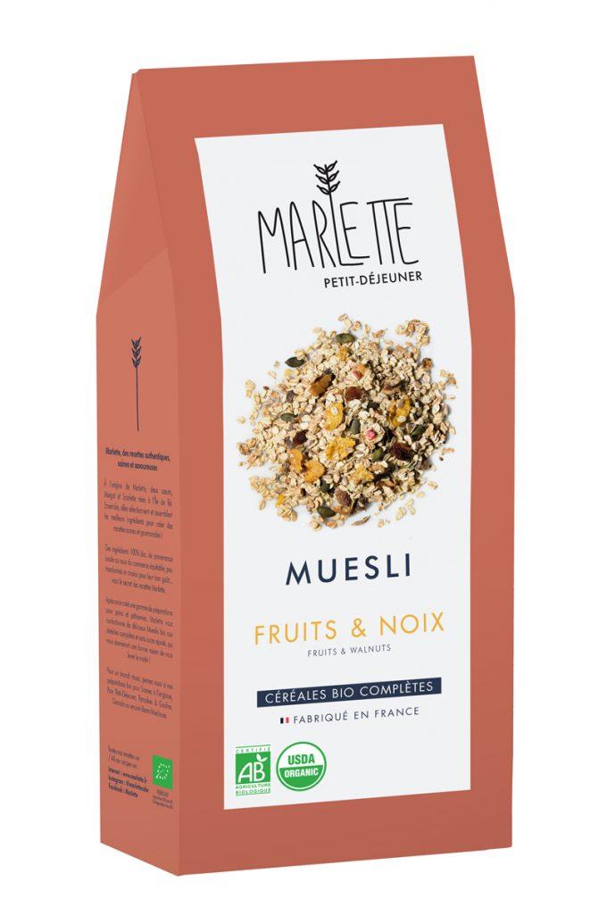Muesli fruits & noix