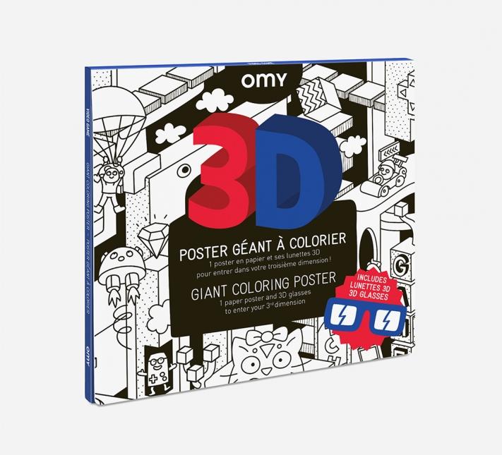 coloriage Video Games 3D