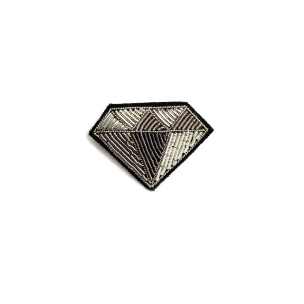 Broche DIAMANT
