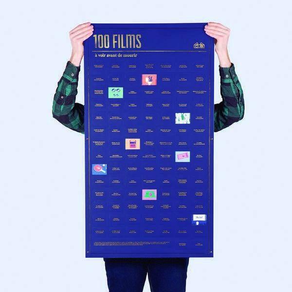 Poster 100 Films