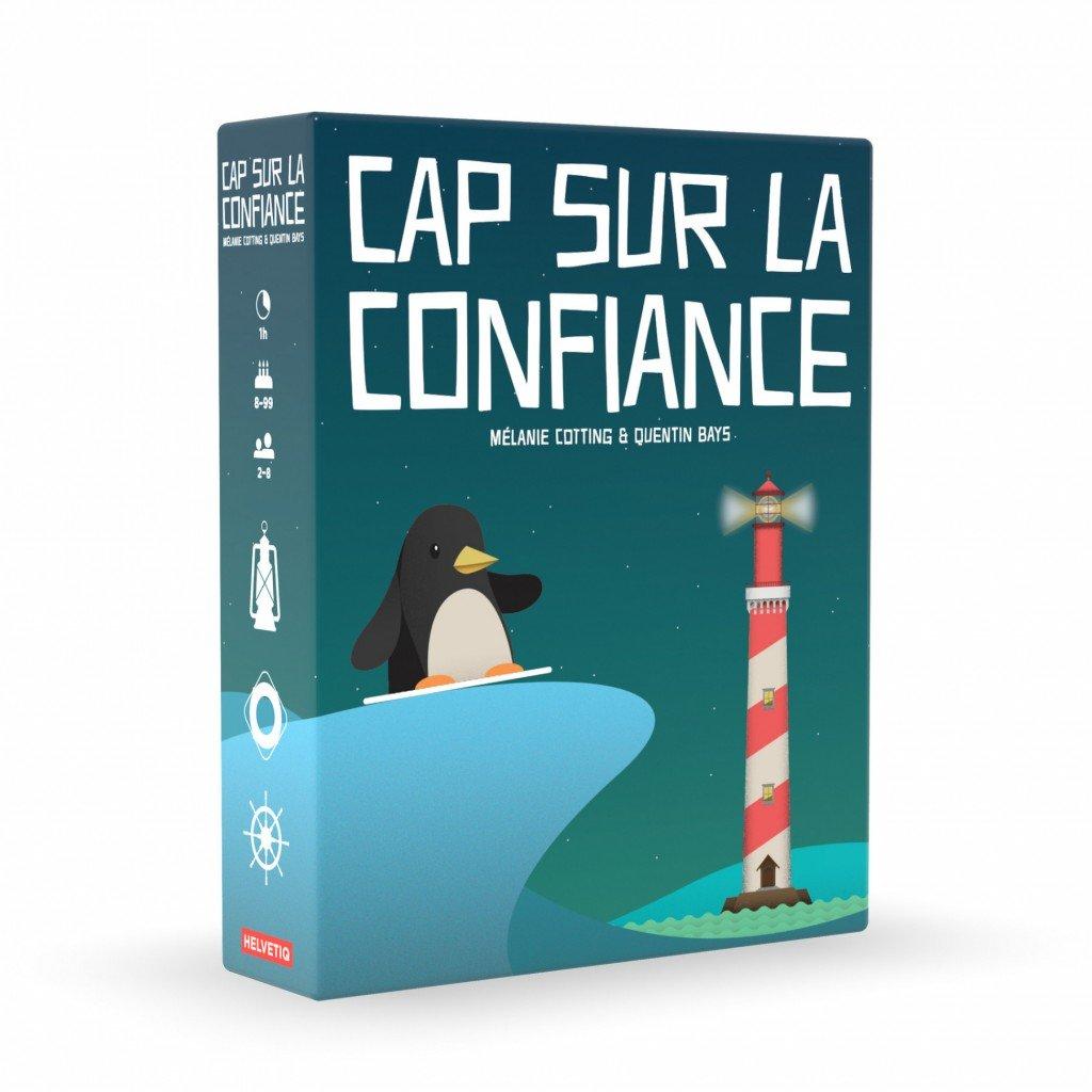 CAP SUR LA CONFIANCE Jeu