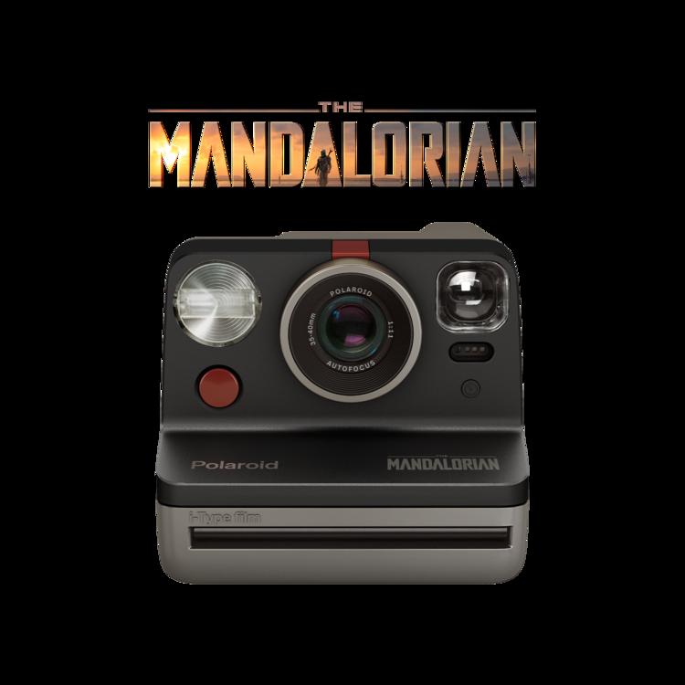 Polaroid Mandalorian