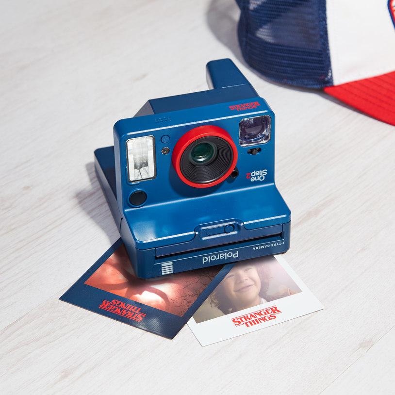 Polaroid Stranger Things