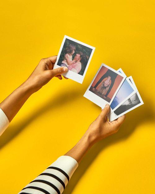 Polaroid cartouche color i-type film