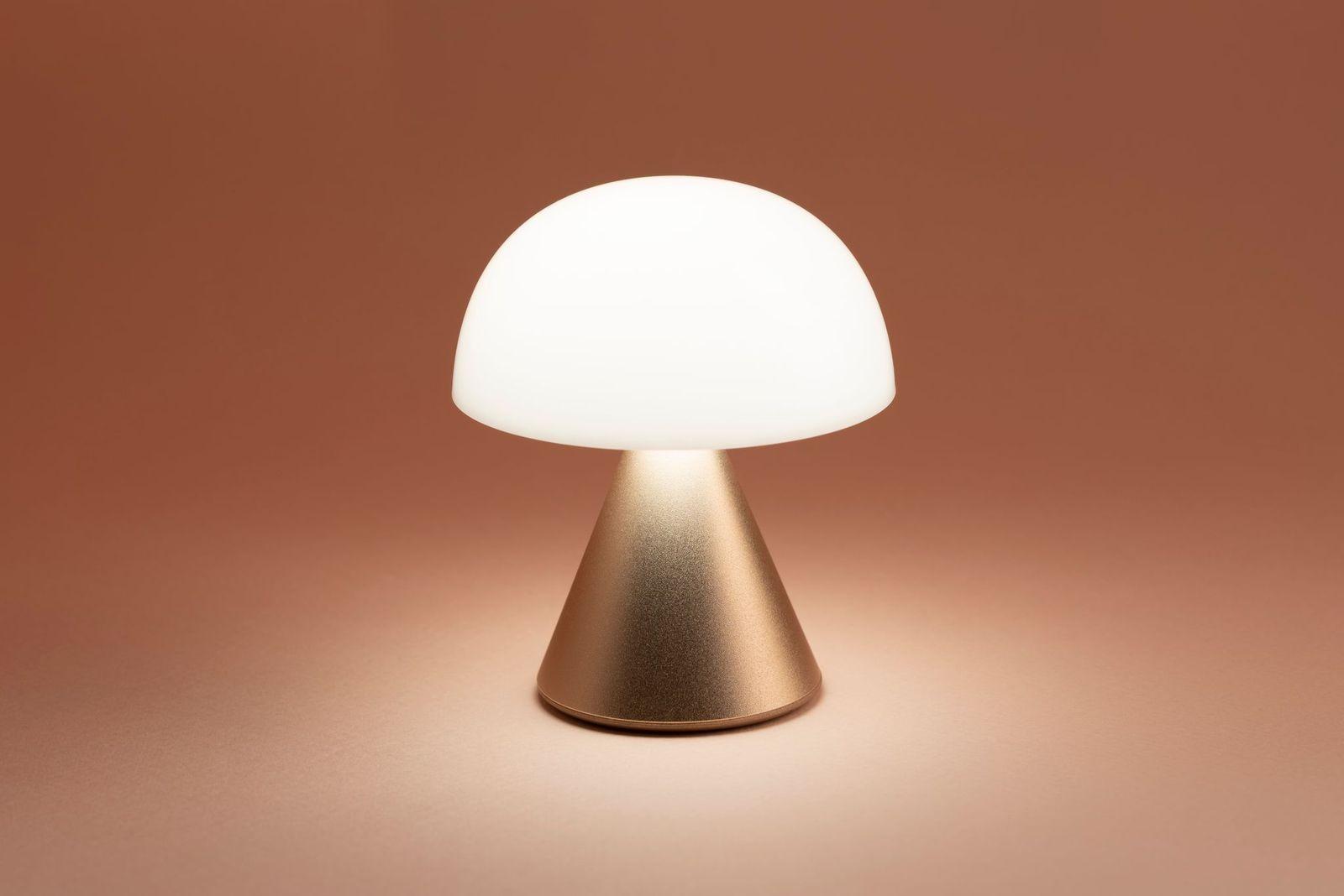 Lampe Mina Soft Gold