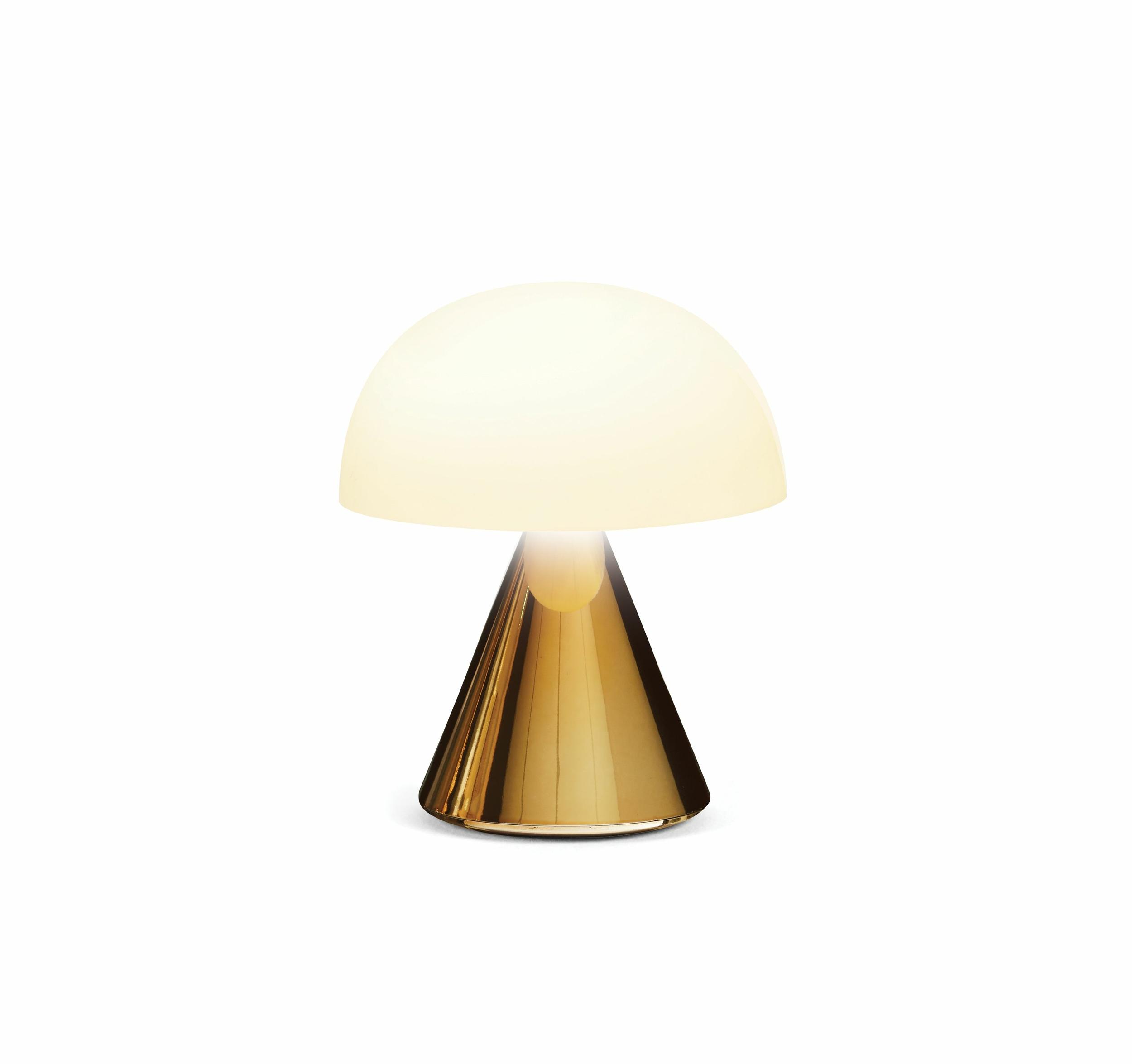 Lampe Mina Or Métal
