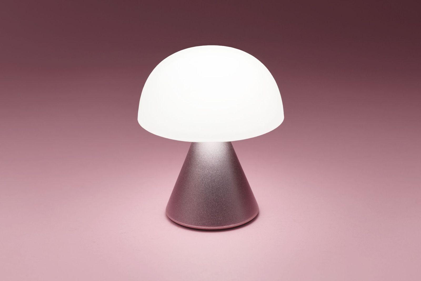 Lampe Mina Pink