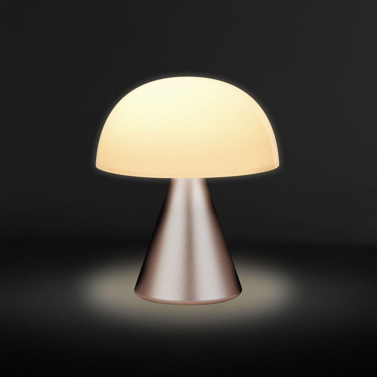 Lampe Mina M Soft Gold