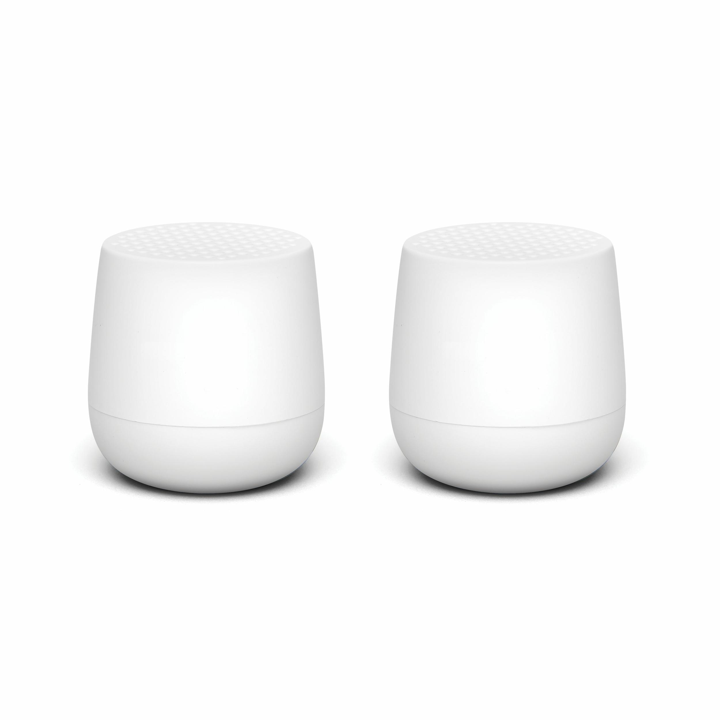 Enceinte Twin Mino+ Blanc mat