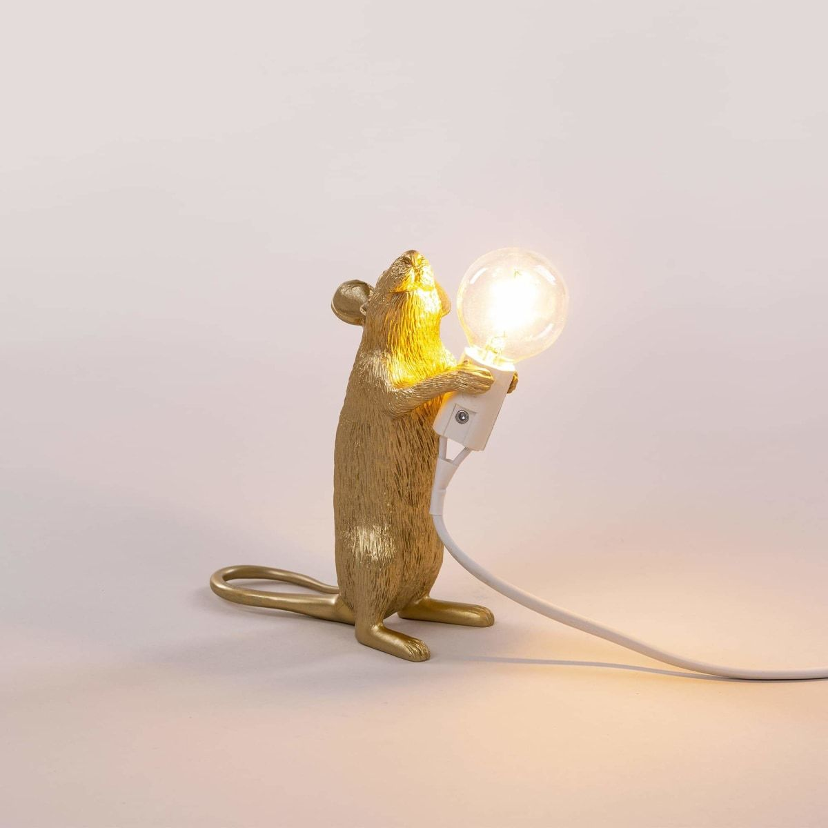 Lampe souris or