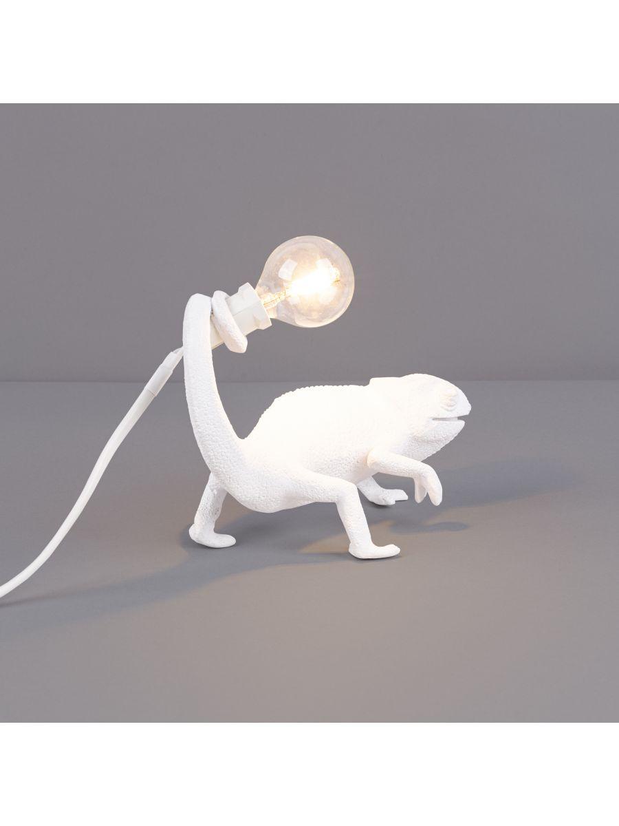 Lampe caméléon