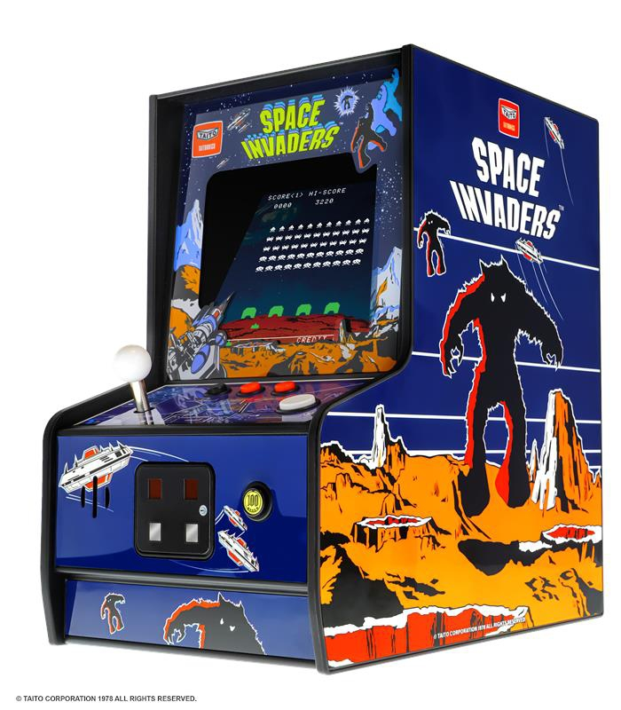 Mini Arcade Space Invaders