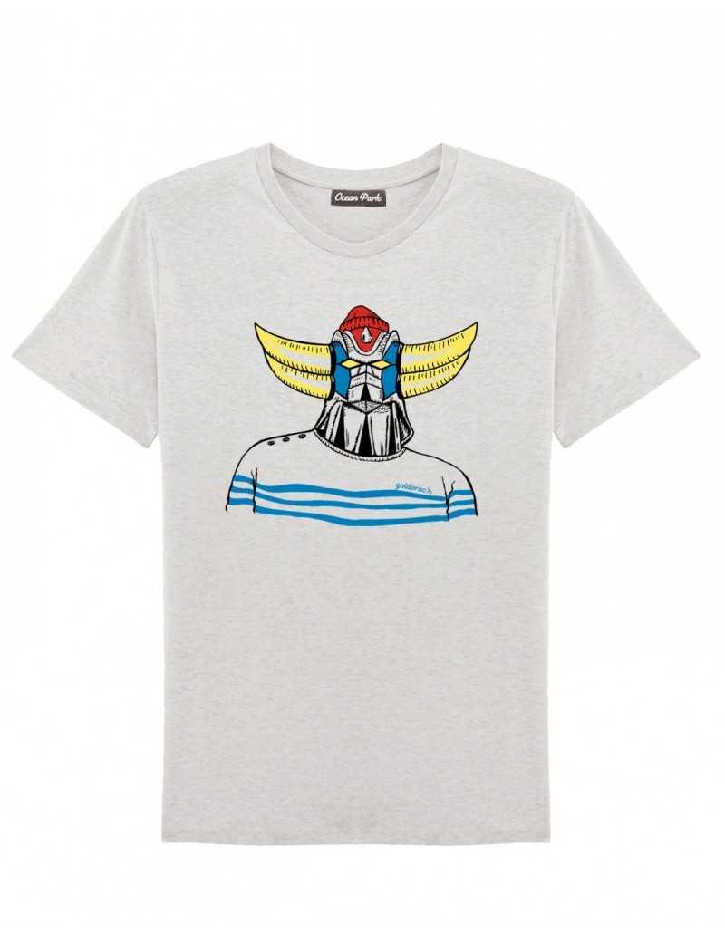 T-shirt Goldorak matelot