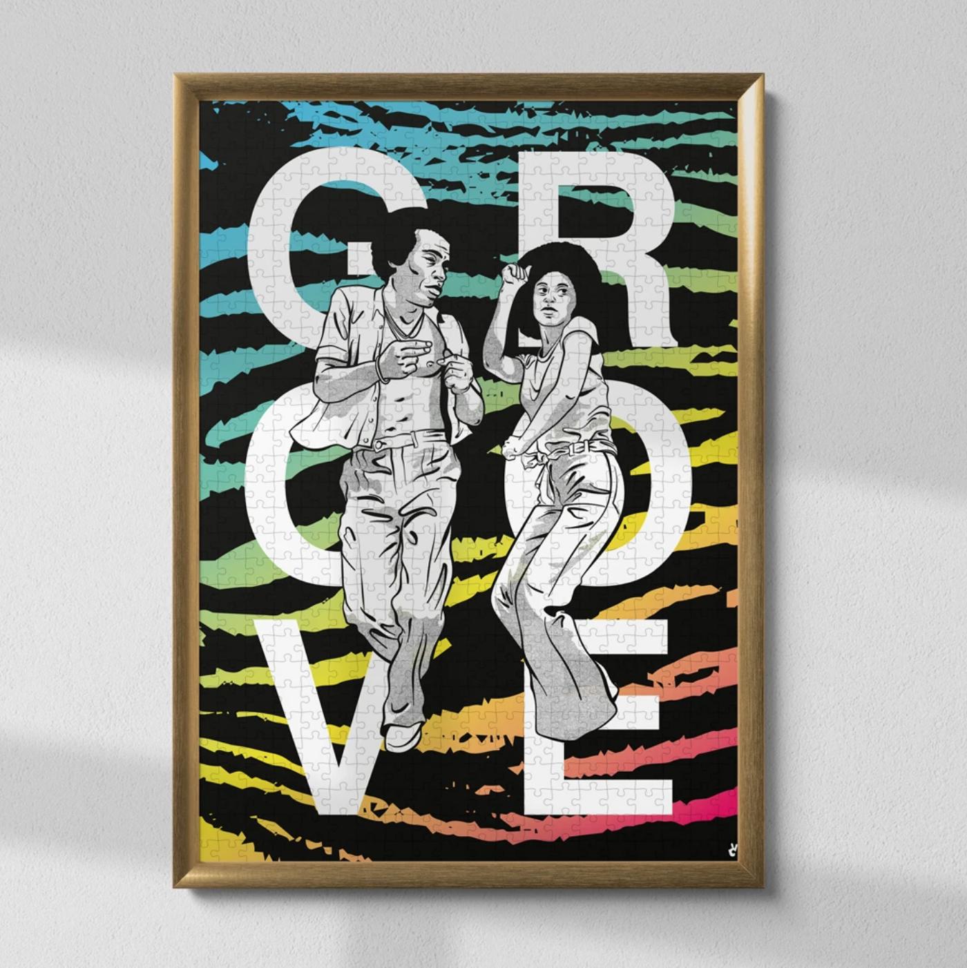Puzzle Groove Remix